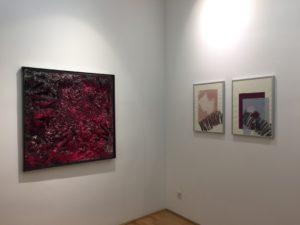 Ausstellungsansicht structures 1