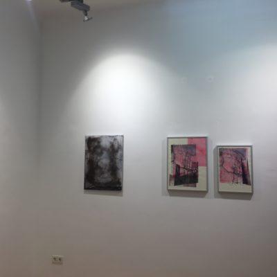 Ausstellungsansicht structures 12 2017